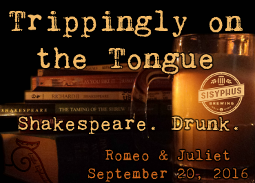 Trippingly on the Tongue