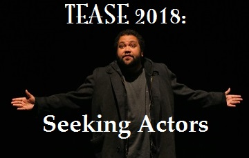 TEASE Actors 2018
